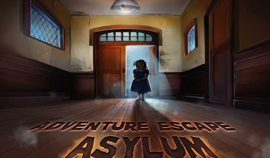 بازی اتاق فرار asylum