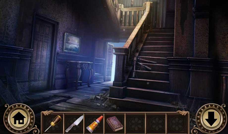 بازی اتاق فرار Darkmoor Manor Free