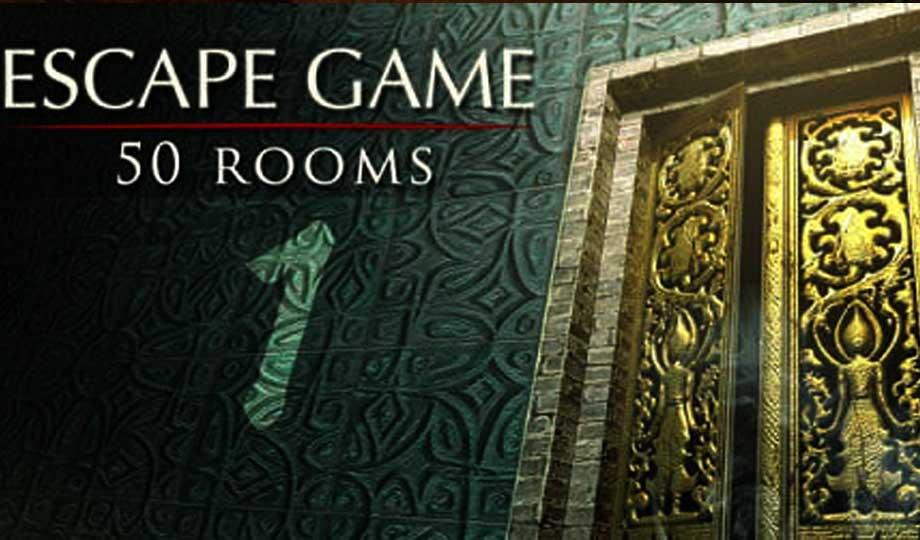 بازی اتاق فرار room 50